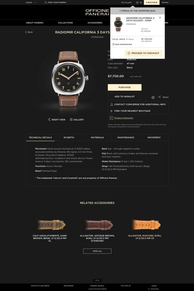 2.PAM product page copia