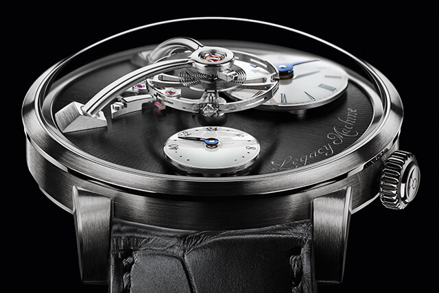 Starwatches MB&F LM101
