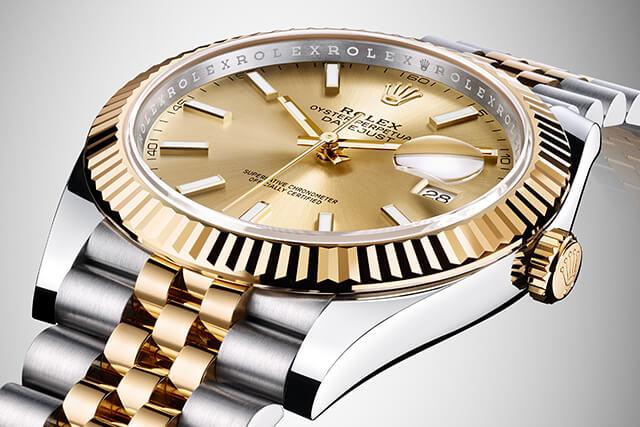 Rolex Datejust 4