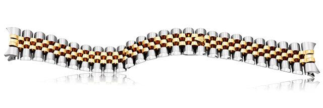 Rolex bracelete Jubilé