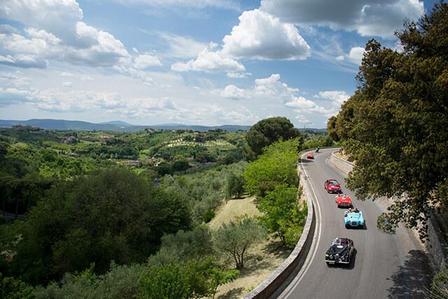 Jaguar no Mille Miglia 2014