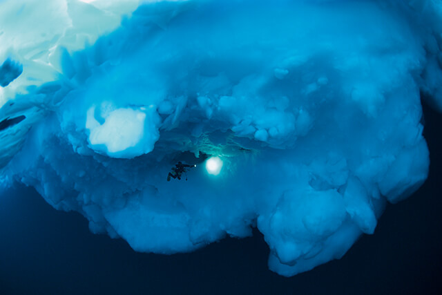 Pioneira: Deepsea Under The Pole by Rolex