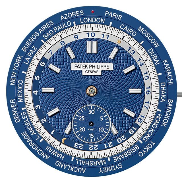 Patek Philippe Chronograph World Time Ref. 5930G