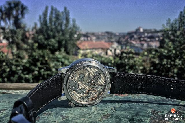 Lange & Söhne no Porto
