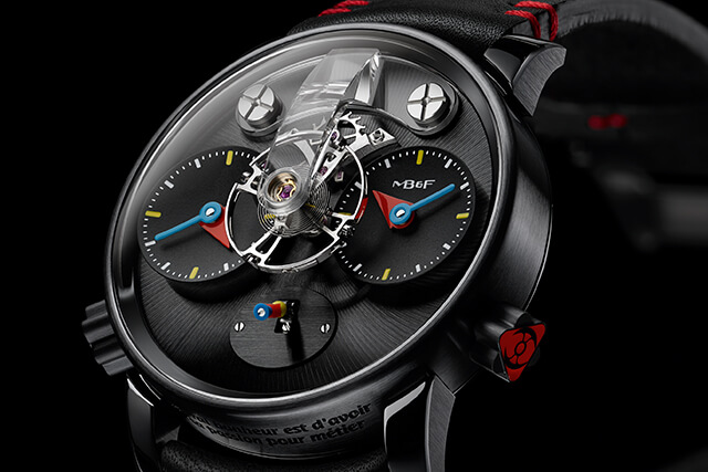 Independentes: MB&F