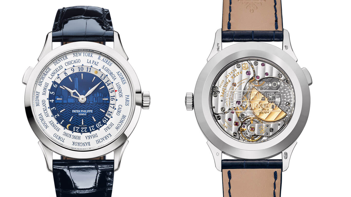 World Time Ref. 5230 New York 2017 Special Edition