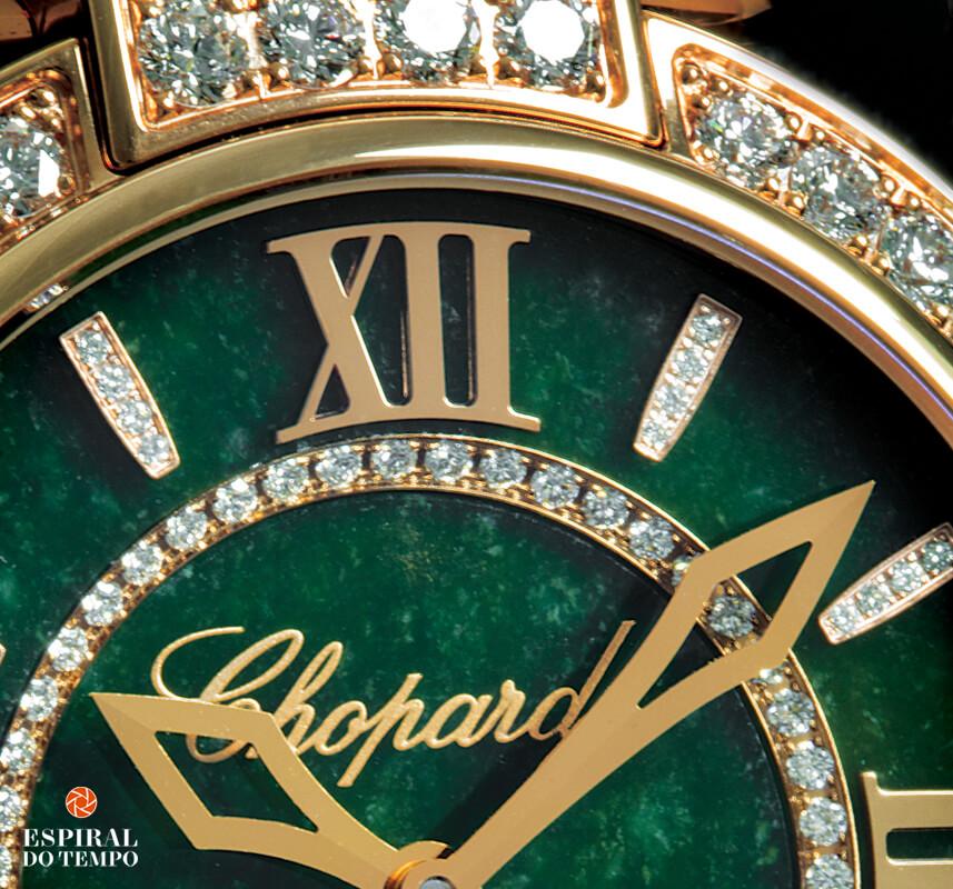 Chopard Imperiale Jade. © Paulo Pires/ Espiral do Tempo