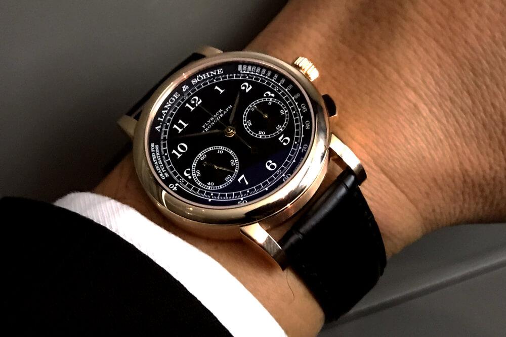 ALS 1815 Chronograph