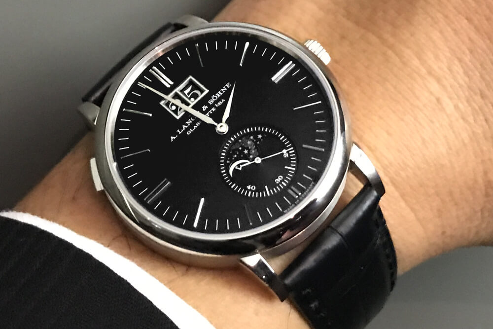 ALS Saxonia Outisize Date