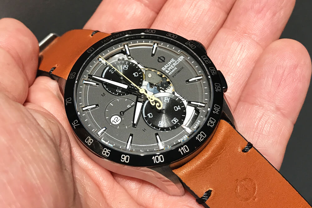The Baume & Mercier Clifton Club Indian Legend Tribute Chief And Scout Limited Edition   ® Espiral do Tempo