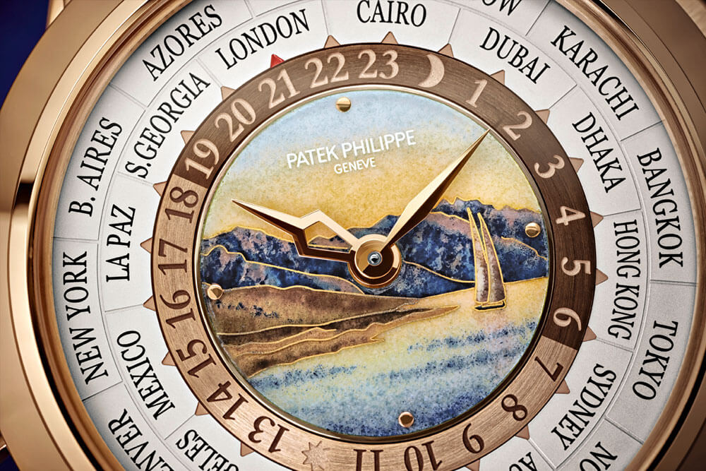 World Time Minute Repeater Ref. 5531R © Patek Philippe