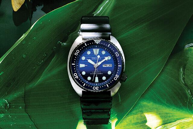 Seiko Turtle Prospex Save the Ocean © Paulo Pires / Espiral do Tempo