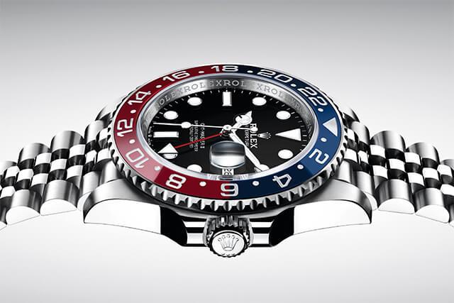 Rolex GMT-Master II © Rolex