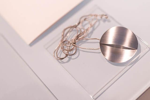 Coleção Twice, jóias Dalila Gomes © Pedro Pina / Fundação EDP