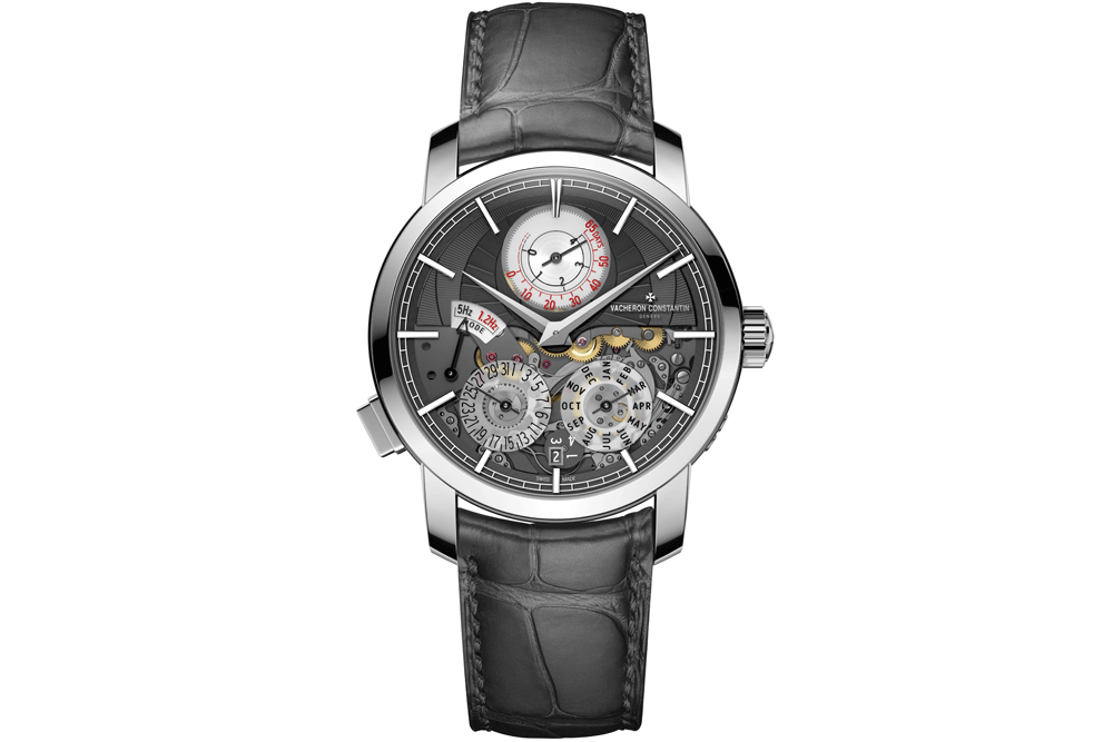 Vacheron Constantin Traditionnelle Twin Beat Perpetual Calendar with up to 65 Days of Power Reserve © Vacheron Constantin