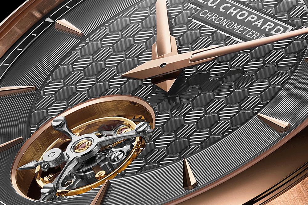 L.U.C Flying T Twin   © Chopard