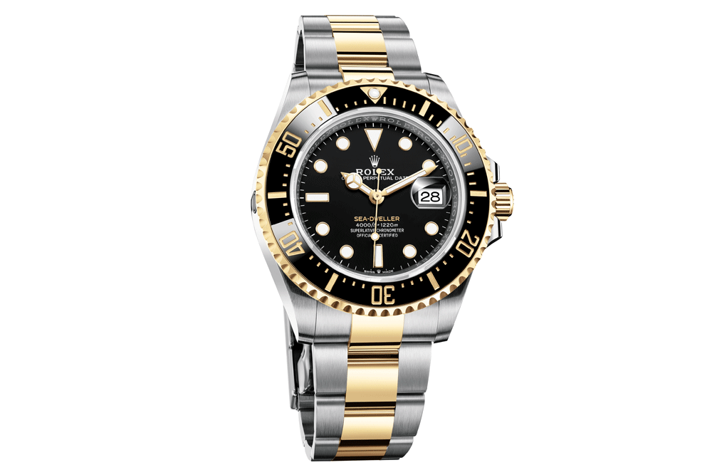 Rolex Oyster Perpetual Sea-Dweller Oystersteel and Yellow Gold | Rolex