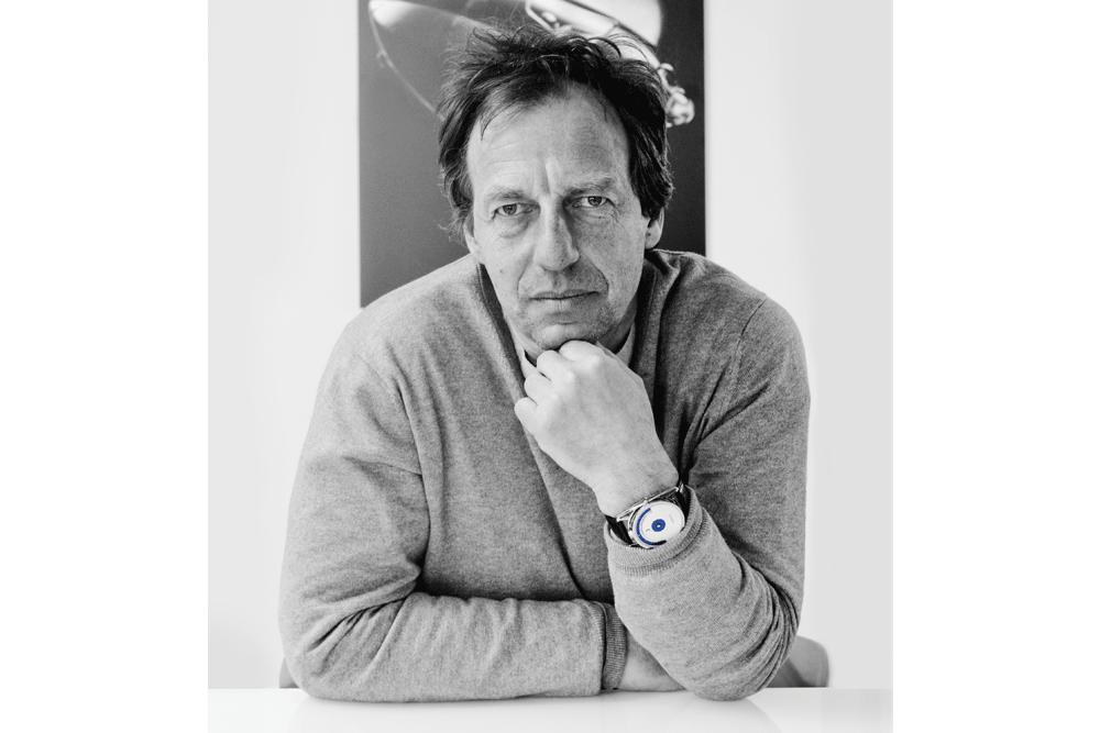 Denis Flageollet   © Paulo Pires/Espiral do Tempo