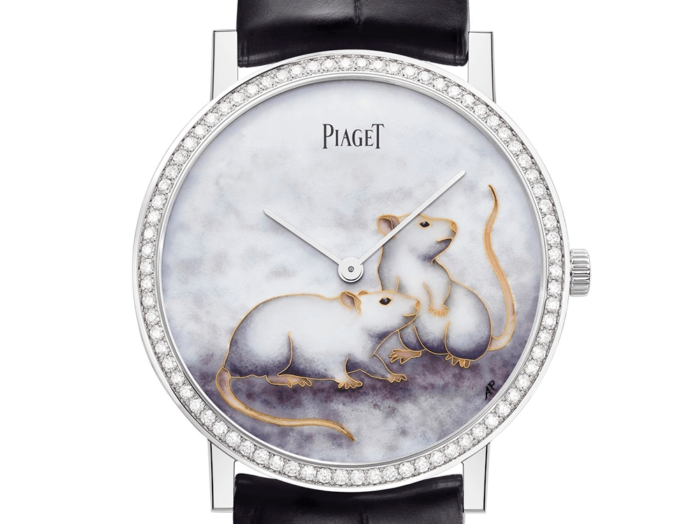 Piaget Altilano Year of the Rat Limited Edition © Piaget
