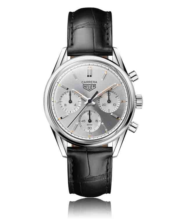 TAG Heuer Carrera 160 Years Silver Limited Edition © TAG Heuer