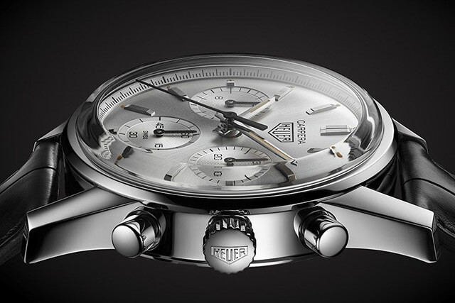 Carrera 160 Years Silver Limited Edition © TAG Heuer