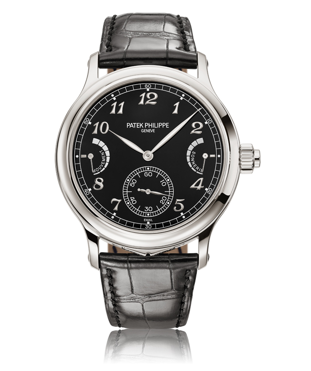 Patek Philippe Grand Complications Grande Sonnerie 6301P-001