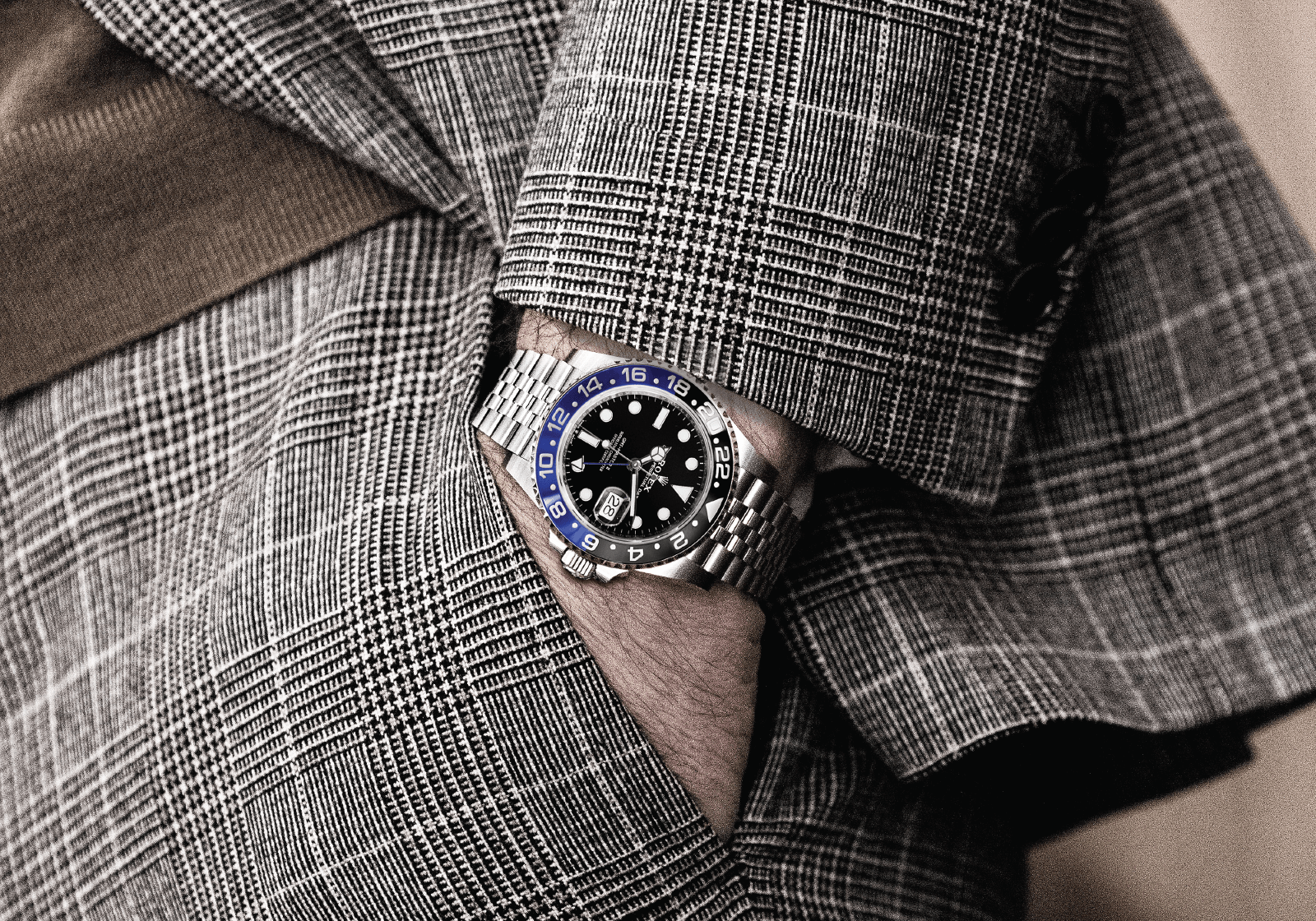 Rolex | GMT-Master II Ref. 126710BLNR | Corda Automática | Oystersteel | Ø 40 mm | Relógio cedido por Rolex © Paulo Pires / Espiral do Tempo