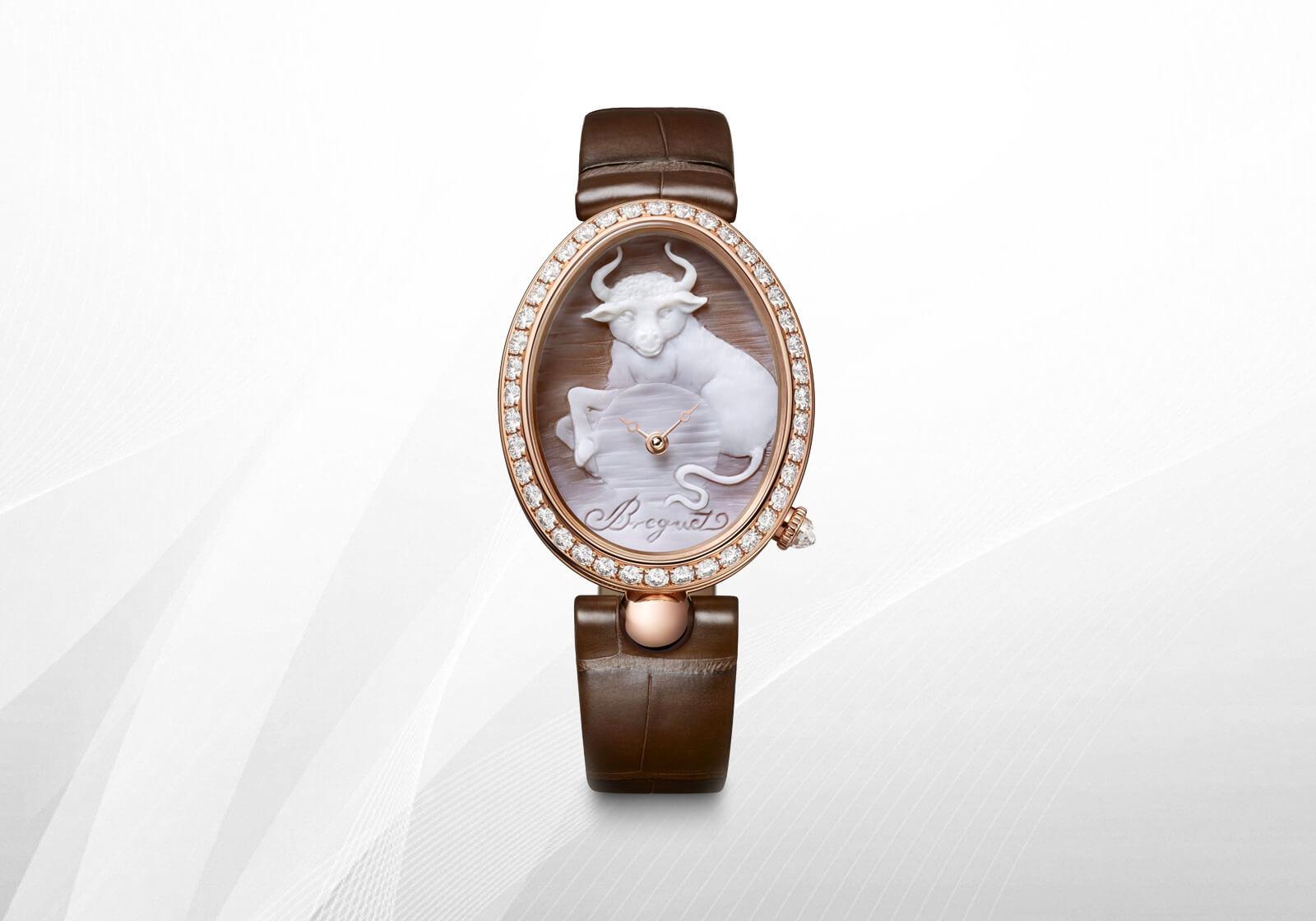 Breguet Reine de Naples Ref 8955 & Classique Ref 7145 Year of the Ox