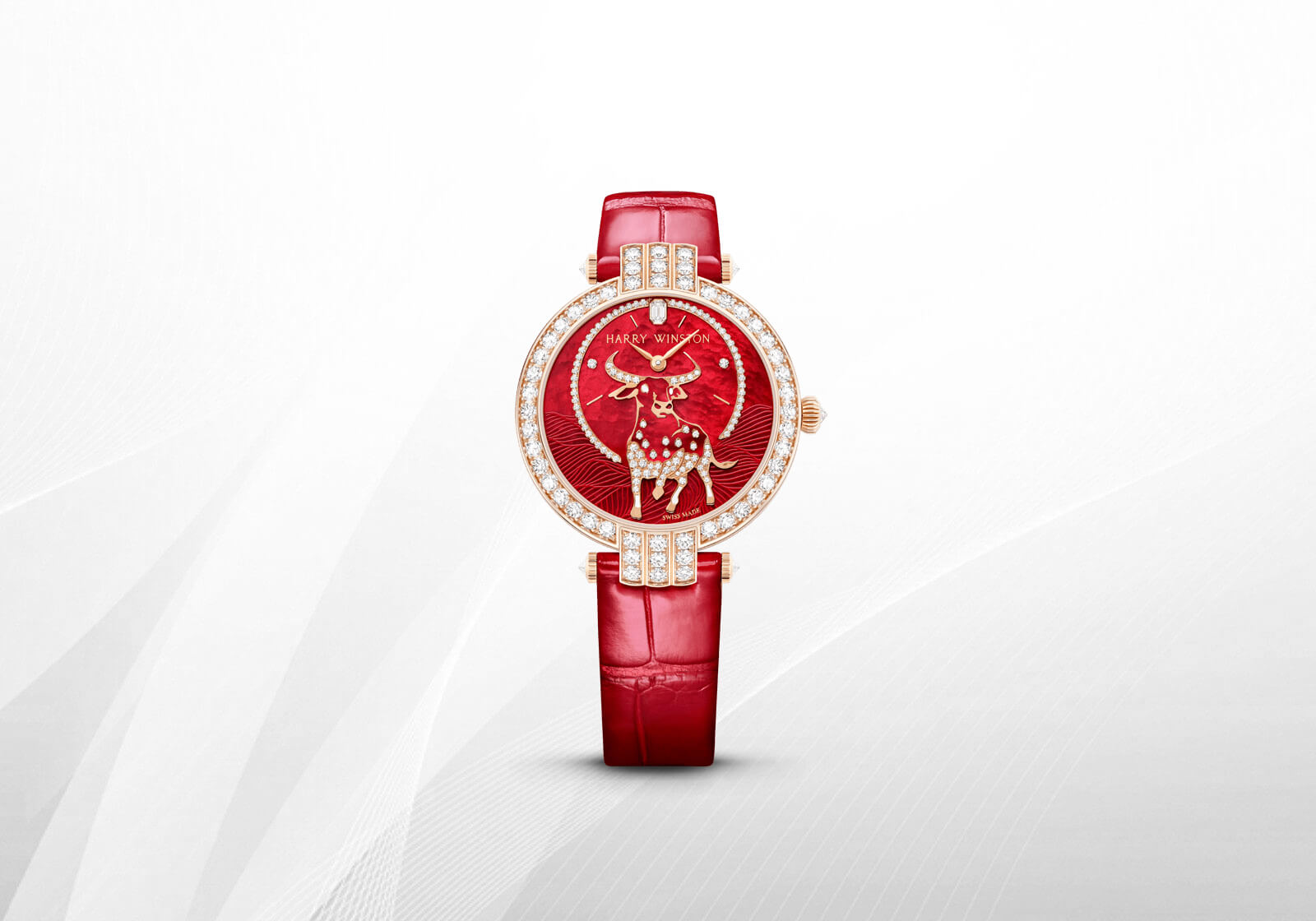 Harry Winston Premier Chinese New Year Ox Automatic