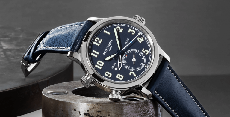 Patek Philippe - Calatrava Pilot Travel Time