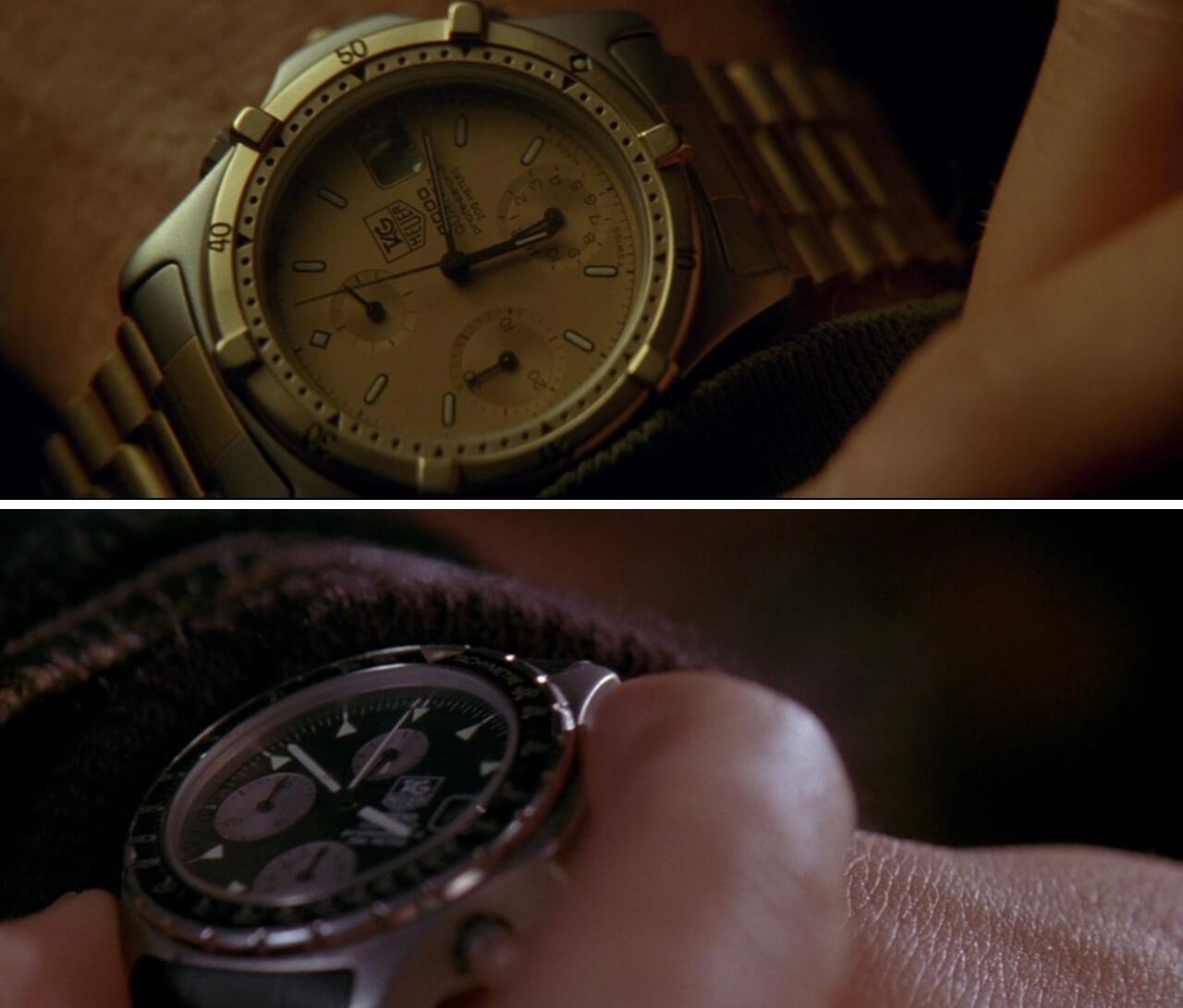 Série 2000 da TAG Heuer em Die Hard 2