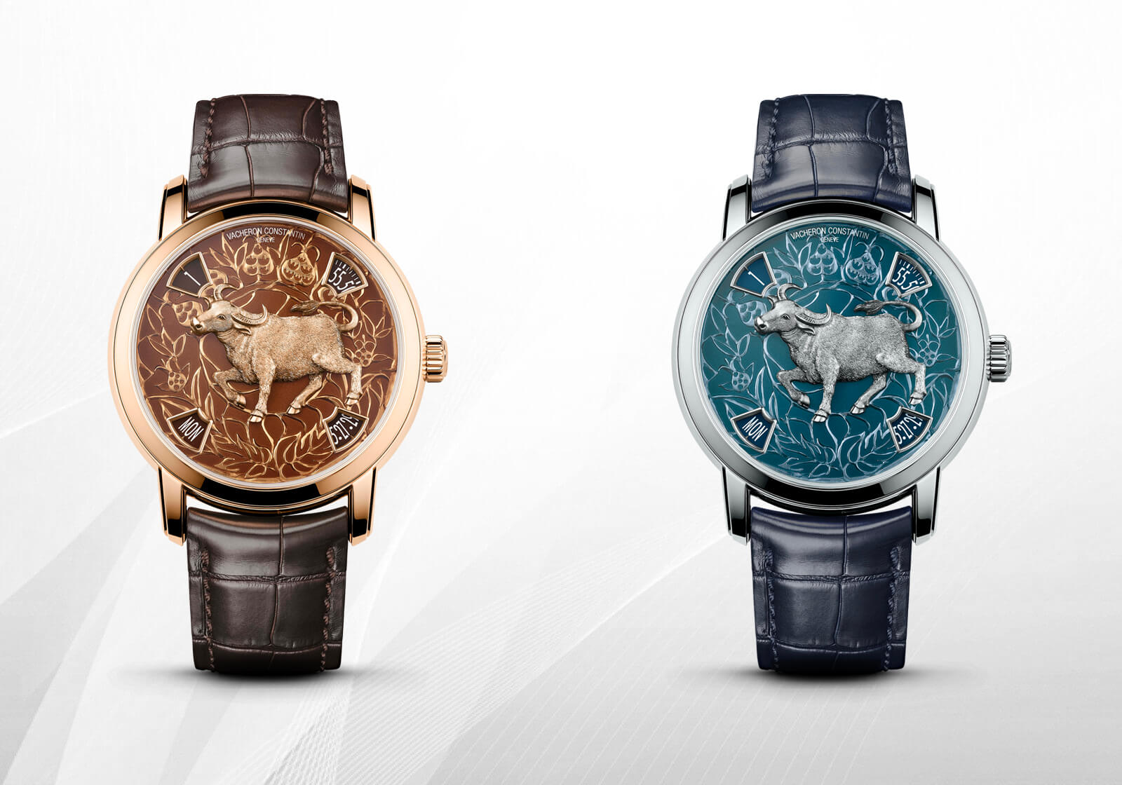 Ulysse Nardin Classico Year of the Ox