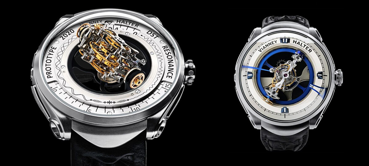 Vianney Halter Deep Space Resonance Prototype and Deep Space Tourbillon_01
