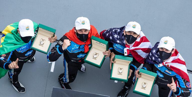 Os vencedores das 24 horas de Daytona 2021