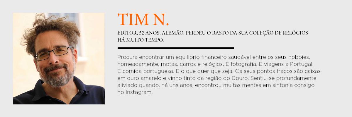 Perfil Tim N.