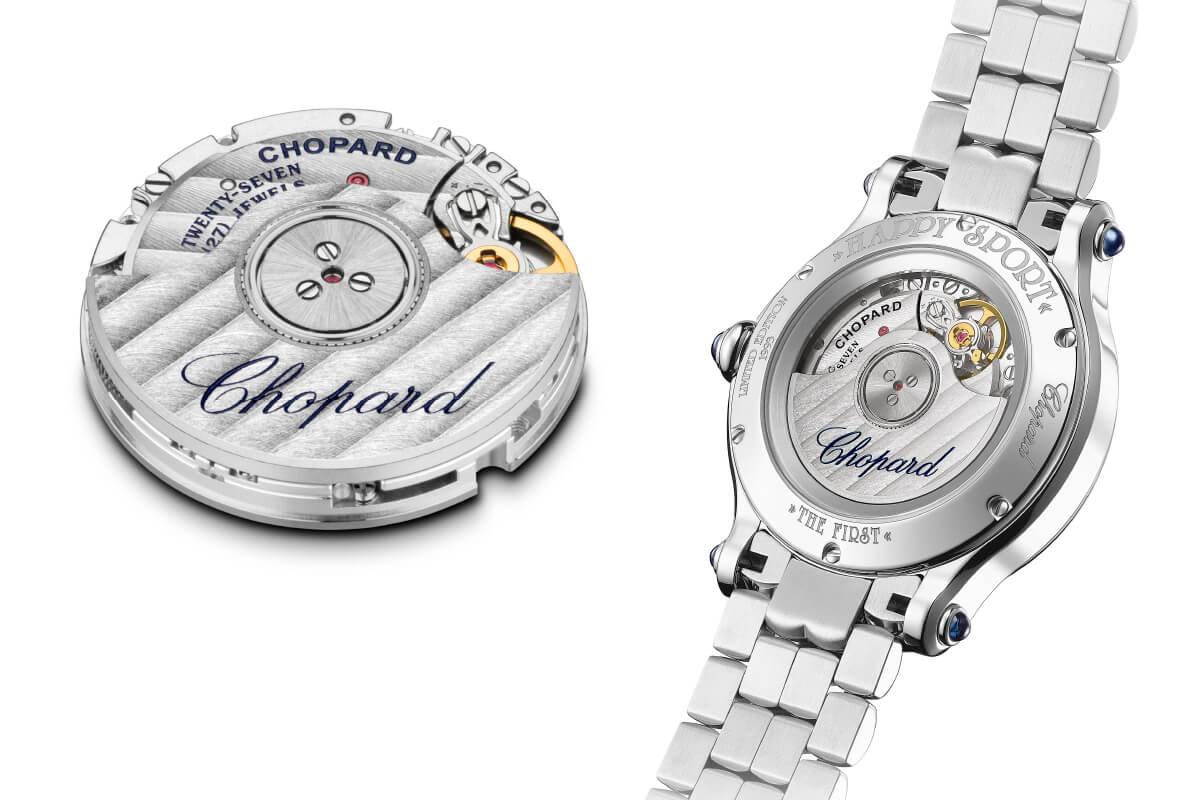Chopard 09.01-C Movement © Chopard