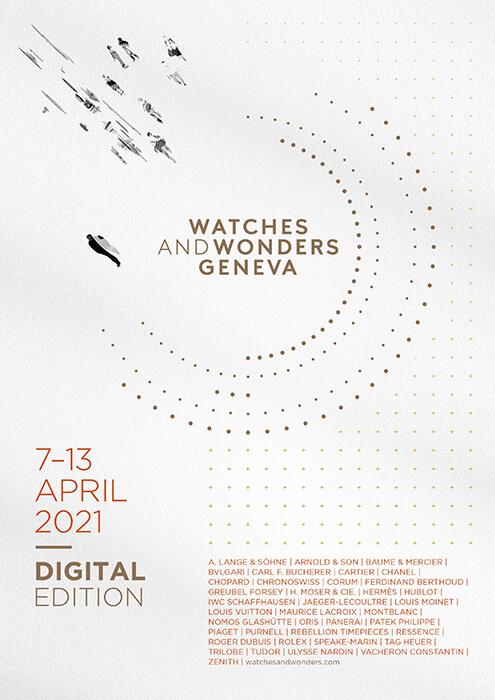 Watches & Wonders 2021 e as marcas participantes