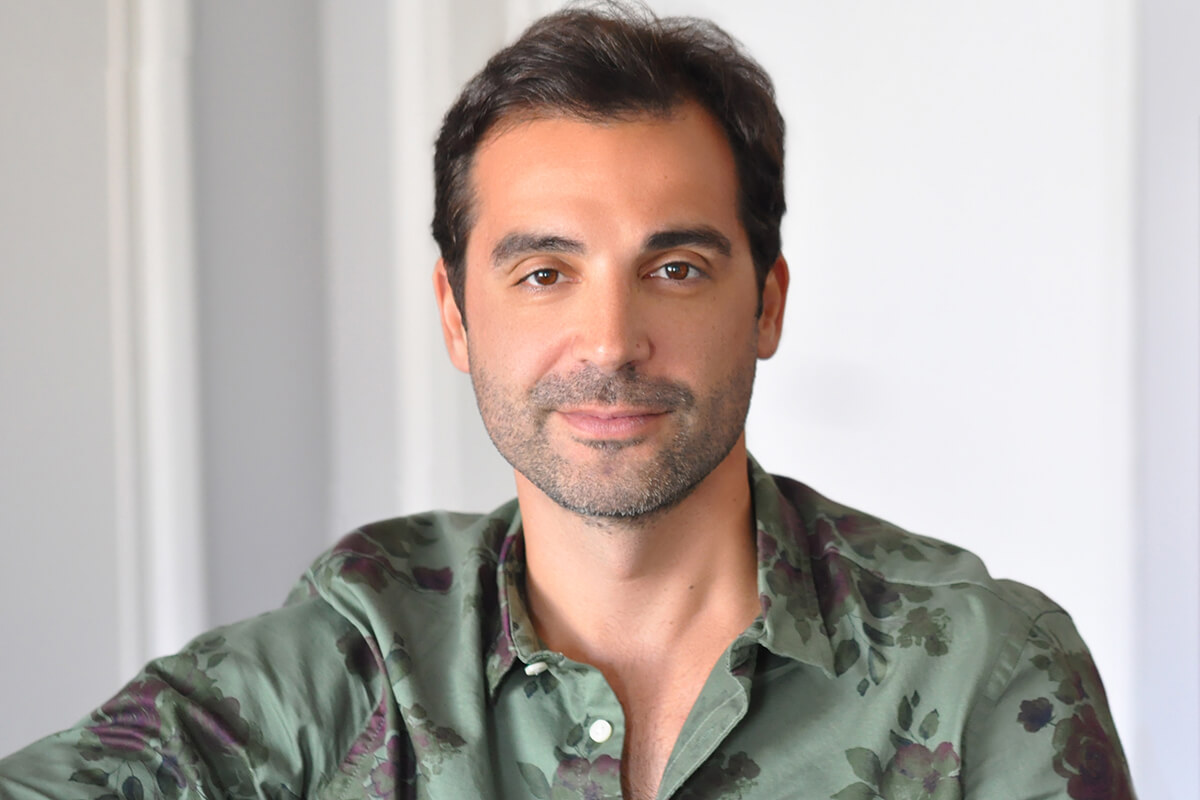 Gonçalo Lopes, fundador dos relógios Meia Lua