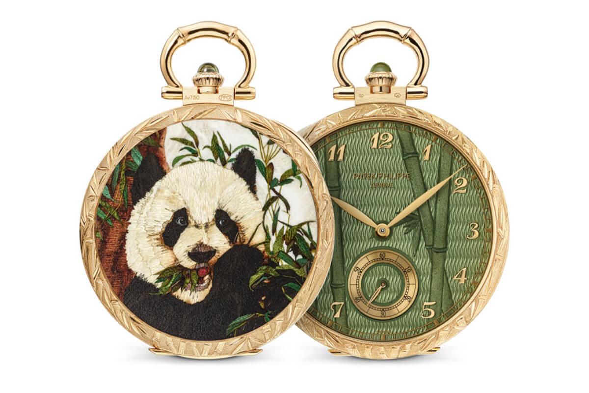 Patek Philippe Ref.-995_122J-Panda