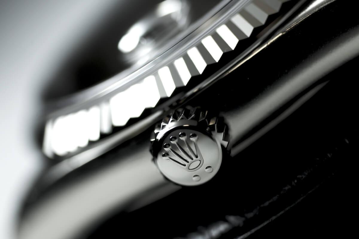 Pormenor Rolex caixa Oyster   © Rolex