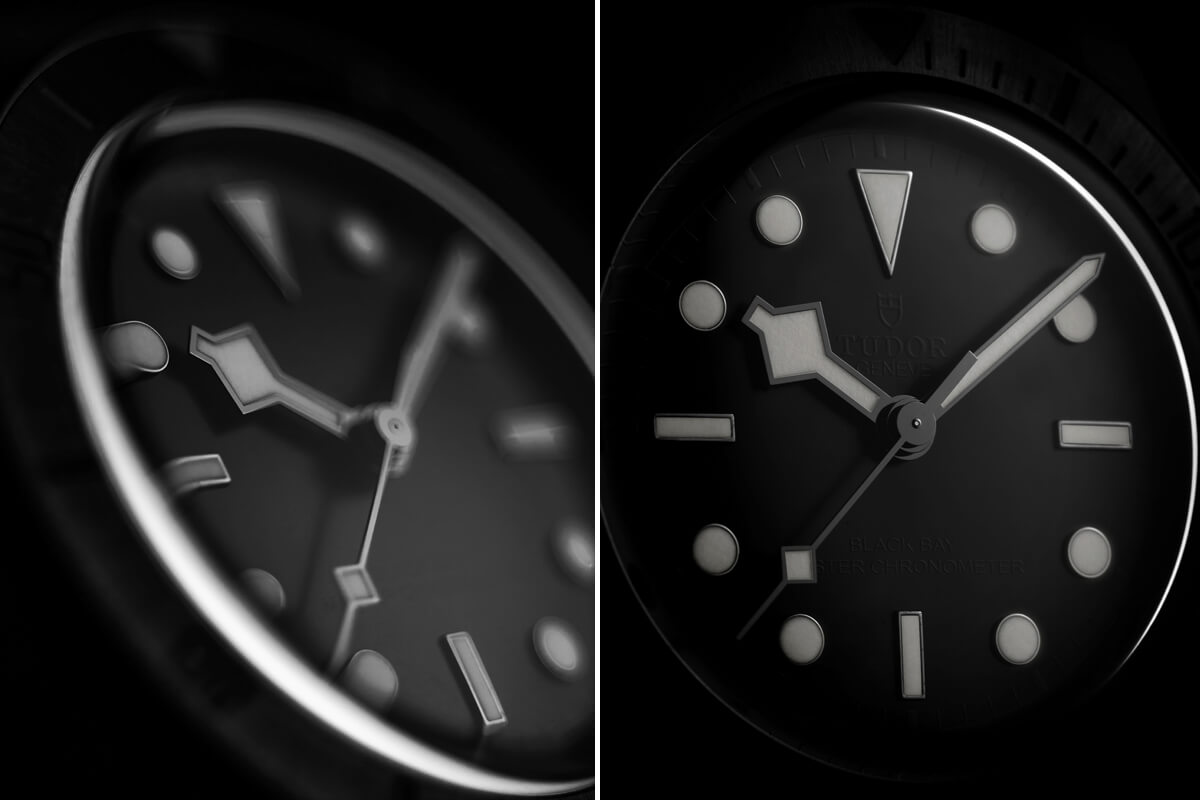 Relógio Tudor Black Bay Ceramic | © Paulo Pires / Espiral do Tempo