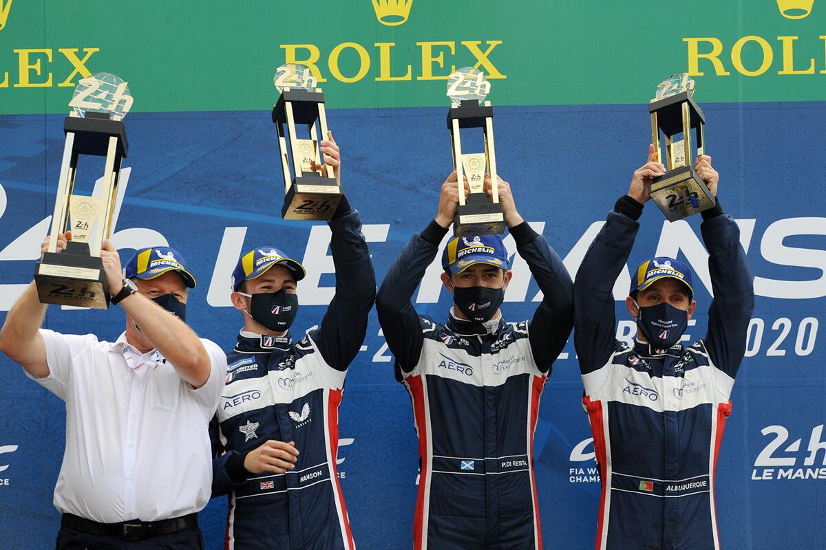 Vencedores de Le Mans 2020