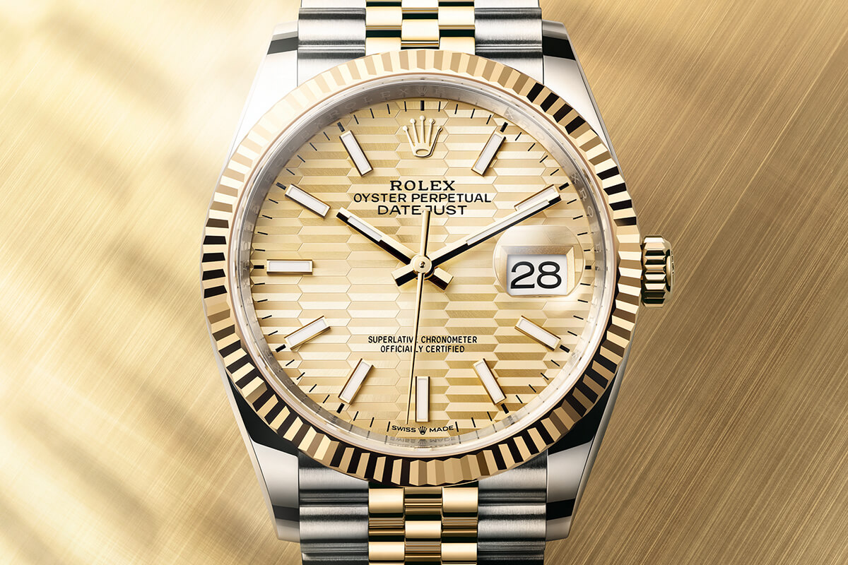 Oyster Perpetual Datejust Ref. 126333