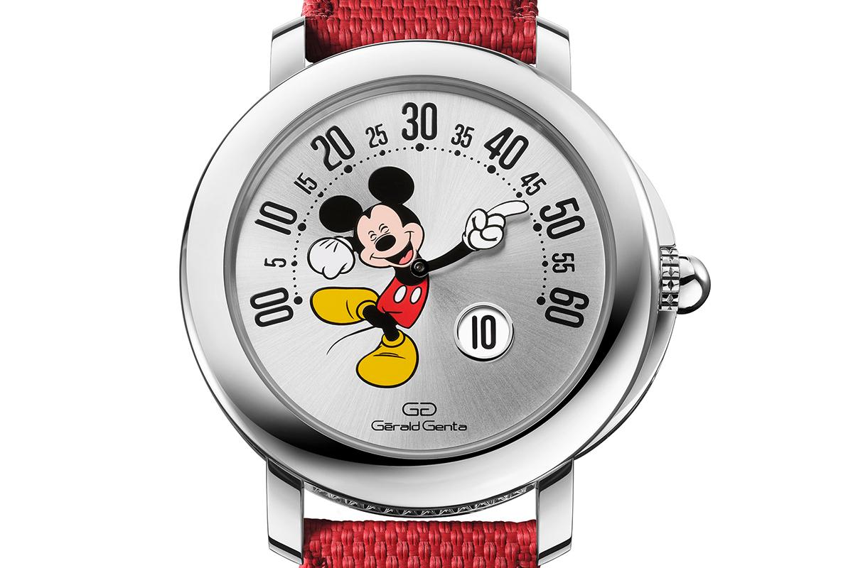 Gérald Genta Arena Retro Mickey Mouse Disney