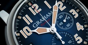 Graham Chronofigther Fortress Limited Edition