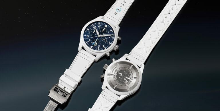 IWC Pilot's Watch Chronograph Inspiration4 Edition