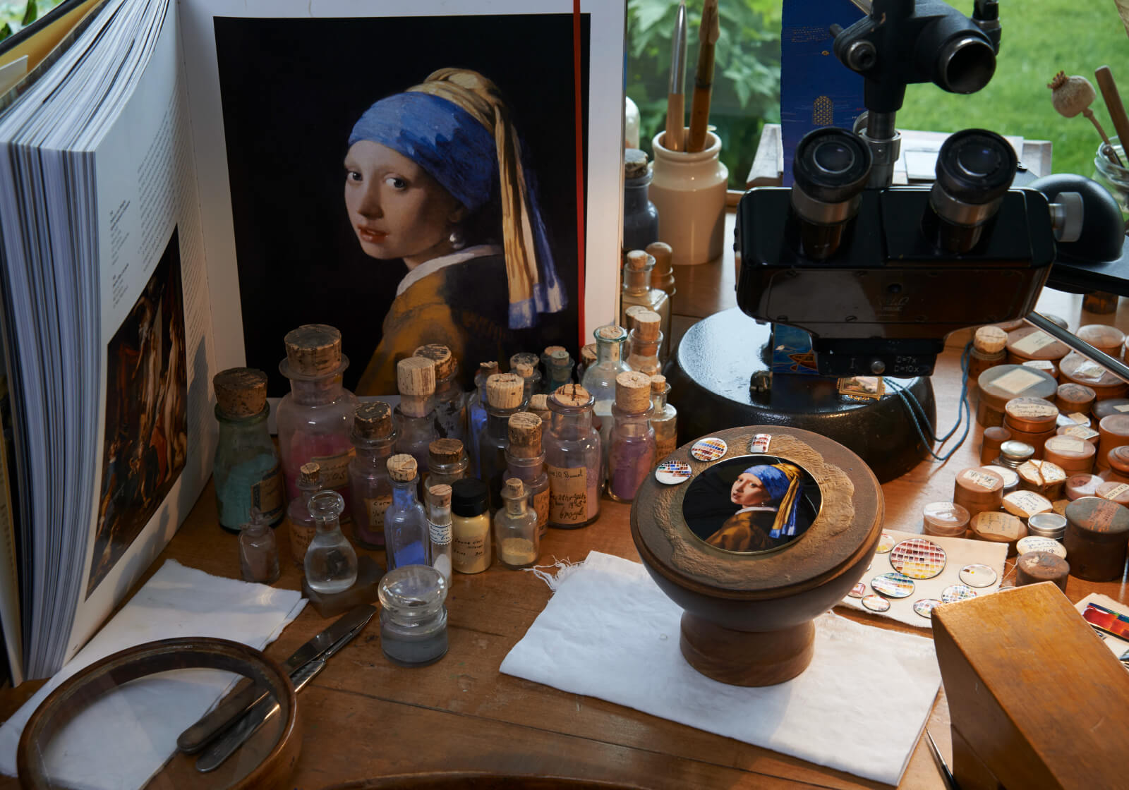 Vacheron Constantin - Les Cabinotiers Sonnerie Westminster – Homenagem a Johannes Vermeer | © Vacheron Constantin